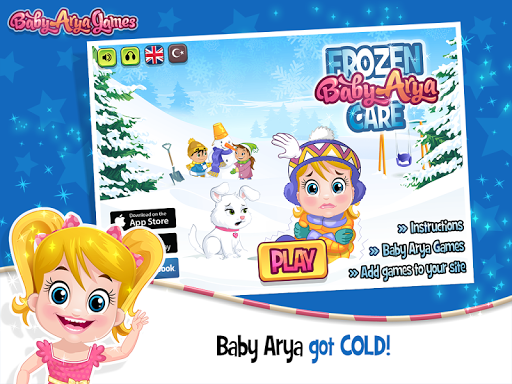 Arya Frozen Baby Care