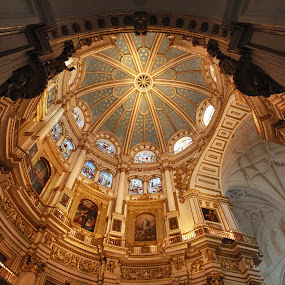 Golden dome by Almas Bavcic - Buildings & Architecture Architectural Detail