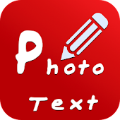 Photo Text - Text on pictures