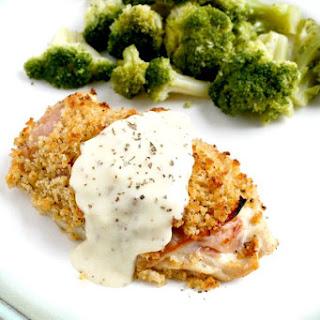 Shortcut Chicken Cordon Bleu