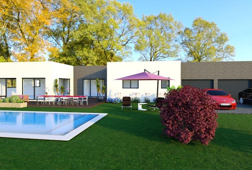 Vente Terrain + Maison - Terrain : 430m² - Maison : 95m² à Cely (77930)