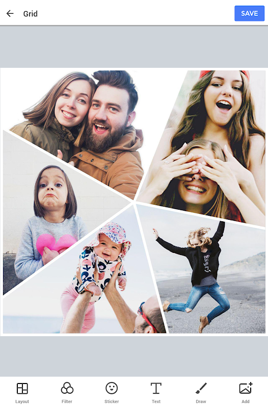 Collage Maker - Photo Editor & Photo Collage screenshots