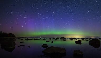 Photo: Northern Lights. Estonia, Tilgu @21.04.2014  f/4.5, 45 s, ISO2500, 10 mm