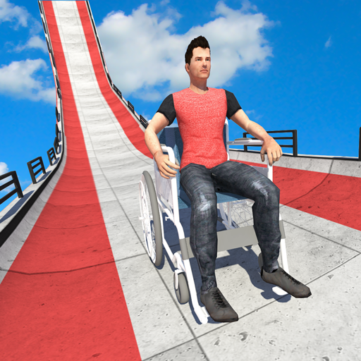 Mega Ramp Impossible Wheels
