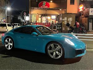 911 991のカスタム事例画像 yottinさんの2021年02月14日00:04の投稿