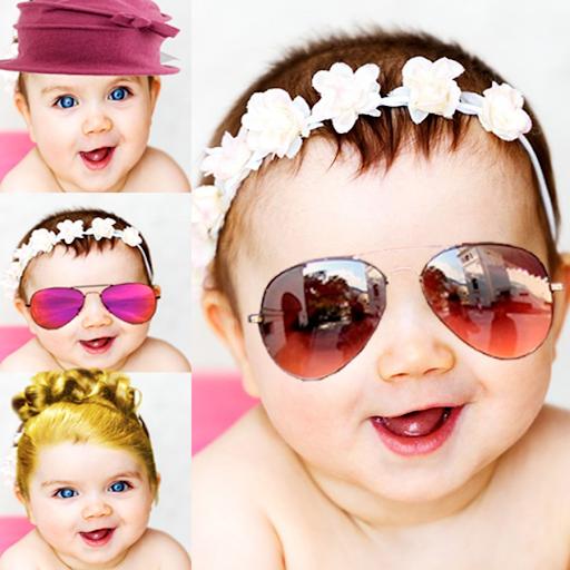 玩免費遊戲APP 下載Face Maker Sweet Baby Girl app不用錢 硬是要APP