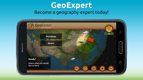 GeoExpert - China Geography- screenshot thumbnail