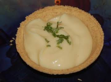 Aunt Catfish's Key Lime Pie (No Bake)