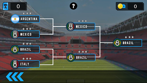 World Cup 2020 Soccer Games : Real Football Games 3.0111 screenshots 2