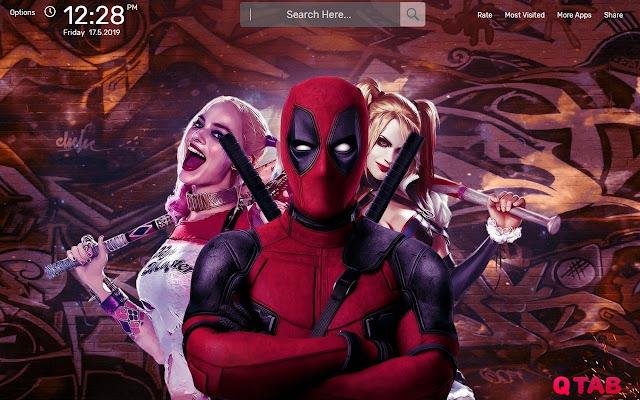 Deadpool 2 Wallpapers HD Theme