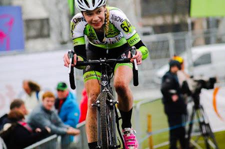 Girlpower - Mijn Belgisch Kampioenschap