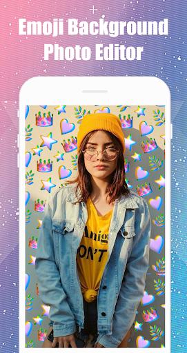 Emoji Background Editor 2.13.0 Screenshots 6