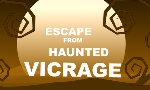 Escape From Haunted Vicarage