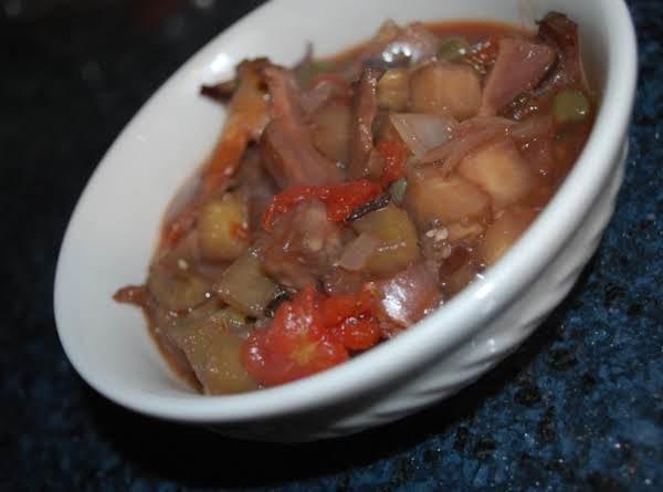 Caponata Stew Recipe