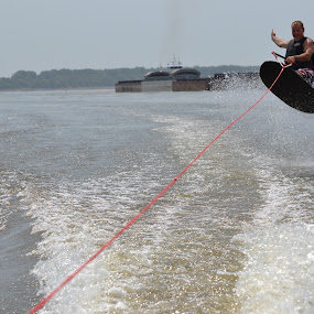 Kneeboard Fun by Sidney Vowell - Novices Only Sports