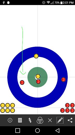 Curling Coach (Trial Version) 5.2.1 screenshots 3