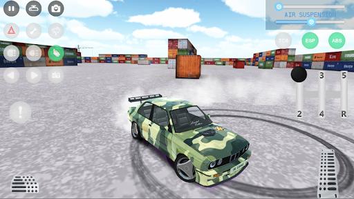 E30 Drift and Modified Simulator android2mod screenshots 4