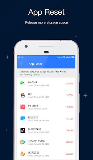 Cleaner-Phone Clean,Booster,Optimizer,AppLock 1.0.8 screenshots 7