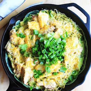Dona Sauce Chicken Pasta.