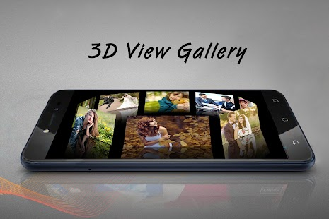 3D Photo Gallery & Videos - náhled