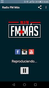 Radio FM Más - náhled