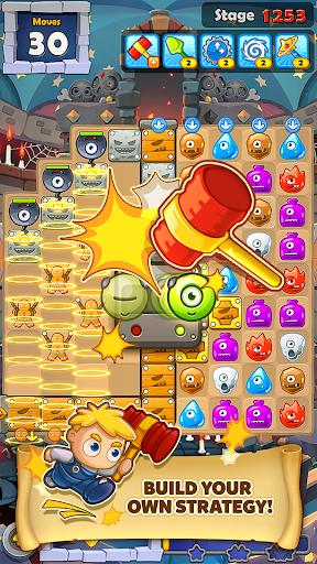 MonsterBusters: Match 3 Puzzle apkdebit screenshots 13