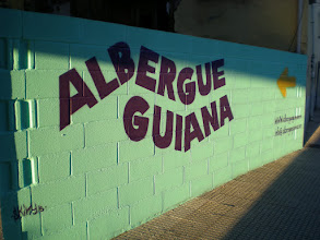 Photo: Albergue Guiana. Ponferrada