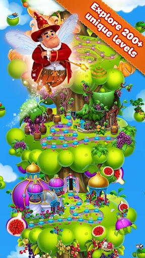Fruit Land match 3 for VK apkdebit screenshots 9