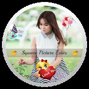 Square Picture Edits