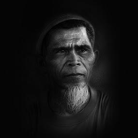 handsome by Bonifasius Wahyu Fitrianto - People Portraits of Men