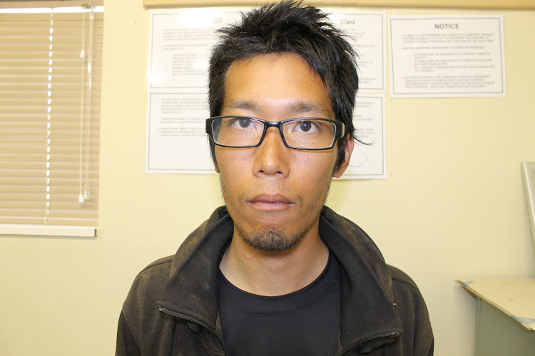 Shintaro Okada was sentenced to four years' imprisonment for possession of endangered lizards.