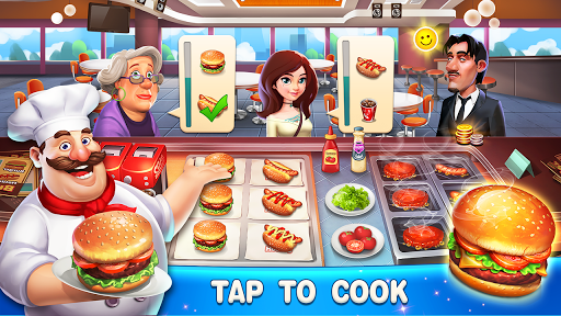 Happy Cooking: Chef Fever 1.1.8 screenshots hack proof 2