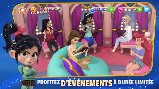 Télécharger Disney Magic Kingdoms : Construis ton Parc APK MOD 2