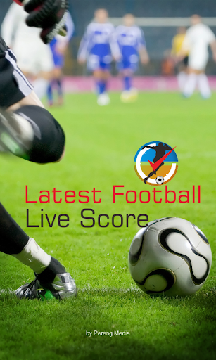 Latest Football Live Scores