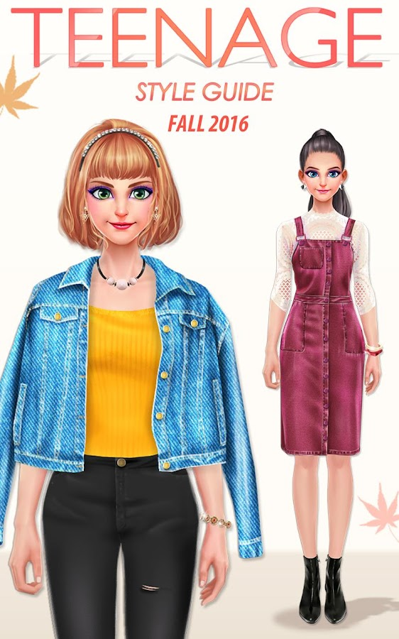 Teenage Style Guide Fall 16 Android Apps On Google Play