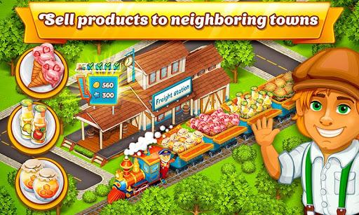 Megapolis City:Village to Town 1.76 screenshots 2
