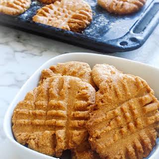 Speedy Peanut Butter Cookies.