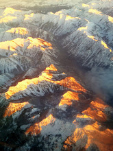 Photo: Mountains view, from Delta Flight 2193 (Mineapolis - Seattle)