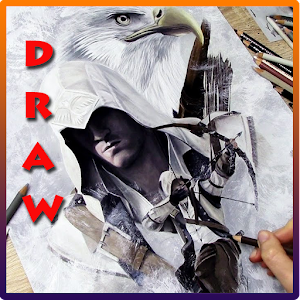 Tải Làm thế nào để Vẽ Assasin Creed Ori 2017 APK