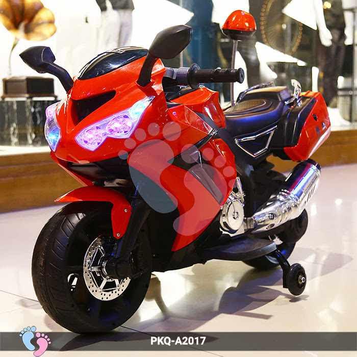 Xe môtô điện cảnh sát PKQ-A2017 4