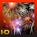 Dazzling Fireworks HD icon