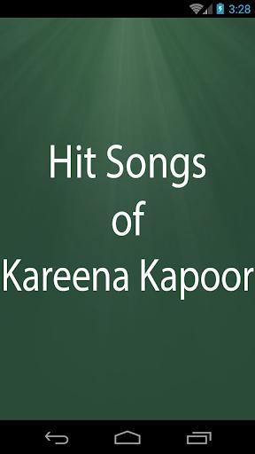 Hit Songs of Kareena Kapoor