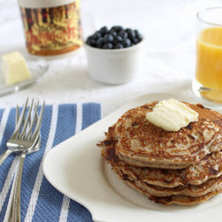Perfect Protein Pancakes.