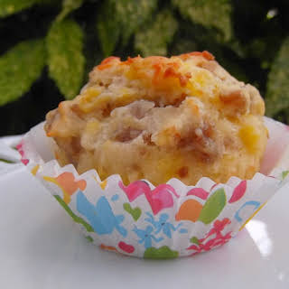 Breakfast Muffins Sausage Eggs Recipes.