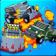 Tải Bản Hack Game Demolition Derby Poly Junkyard [Mod: unlocked] Full Miễn Phí Cho Android