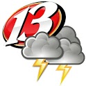 WIBW 13 Weather app icon