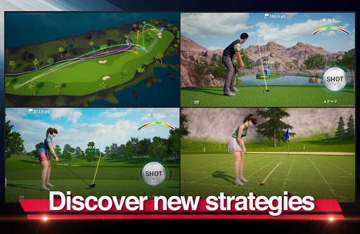 Perfect Swing - Golf screenshots 15