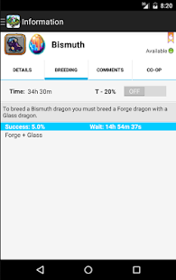 DragonBreed for DragonVale- screenshot thumbnail