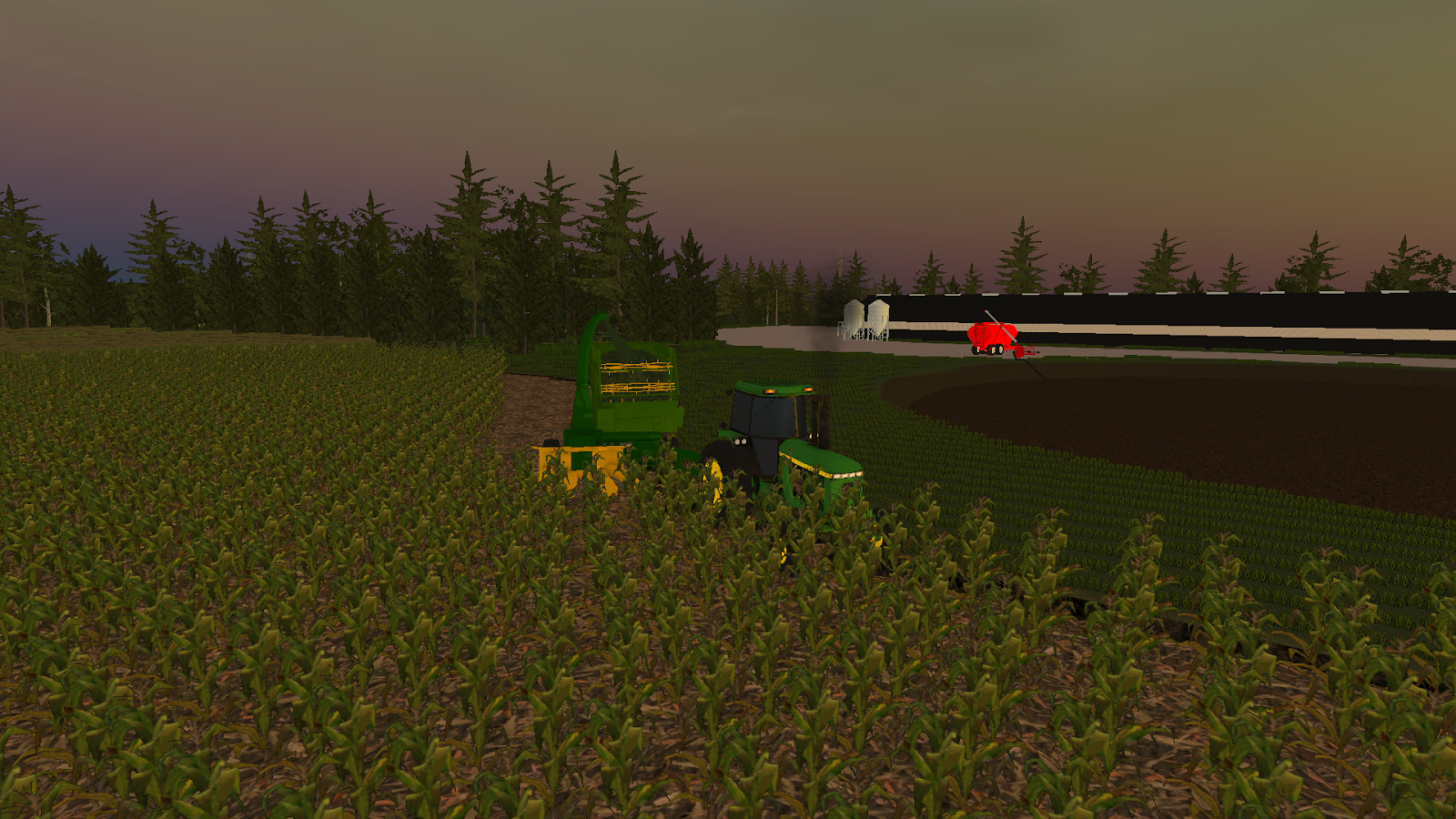 Farming USA 2- screenshot