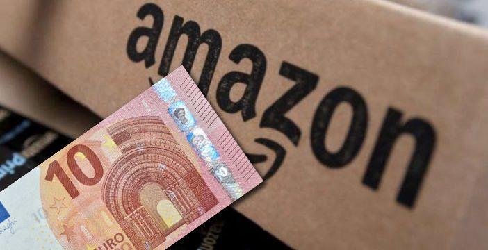 Amazon regala 10 euro, ma solo per oggi!